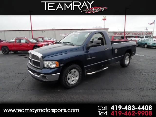 2005 Dodge Ram 1500 SLT Long Bed 2WD