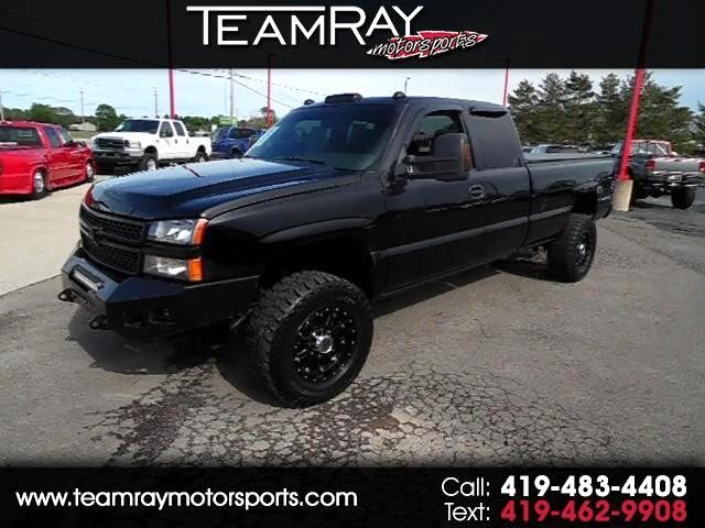 2007 Chevrolet Silverado Classic 2500HD LS Ext. Cab Long Box 4WD