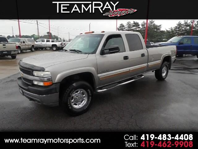 2001 Chevrolet Silverado 2500HD LS Crew Cab Long Bed 4WD