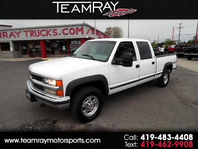 1999 Chevrolet C/K 2500 Crew Cab Short Bed 4WD