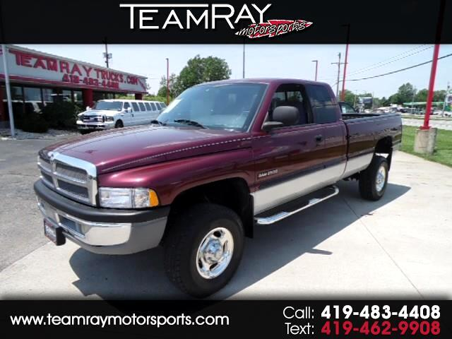 2002 Dodge Ram 2500 SLT Quad Cab Long Bed 4WD