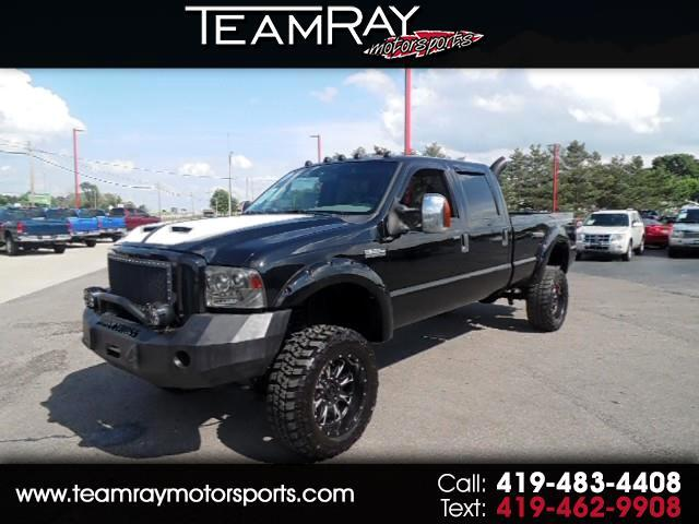 2007 Ford F-250 SD Lariat Crew Cab Long Bed 4WD