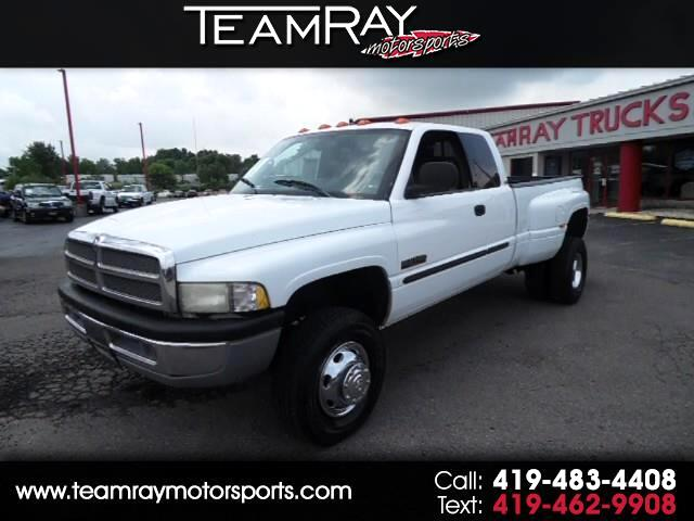 2002 Dodge Ram 3500 SLT Plus Quad Cab 4WD