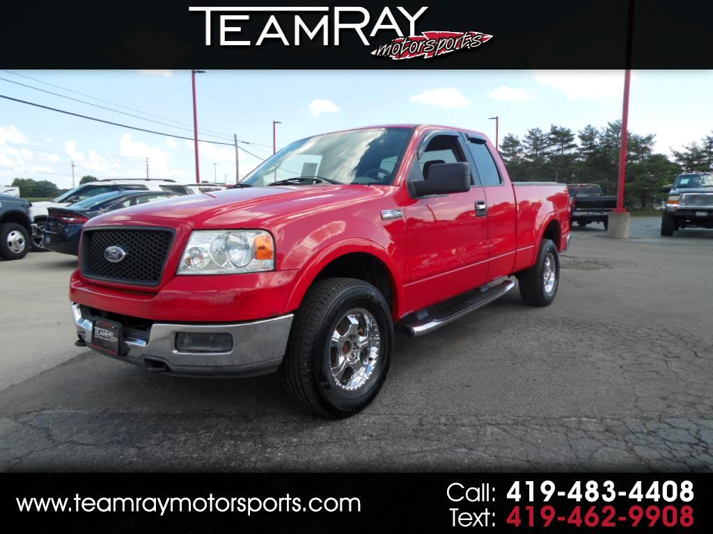 Used Cars For Sale Bellevue Oh 44811 Teamray Motorsports Inc 2004 Ford F 150 Xl Supercab 145 Fx4 4wd