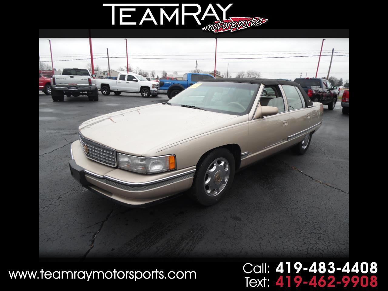 1994 Cadillac Concours 4dr Sedan