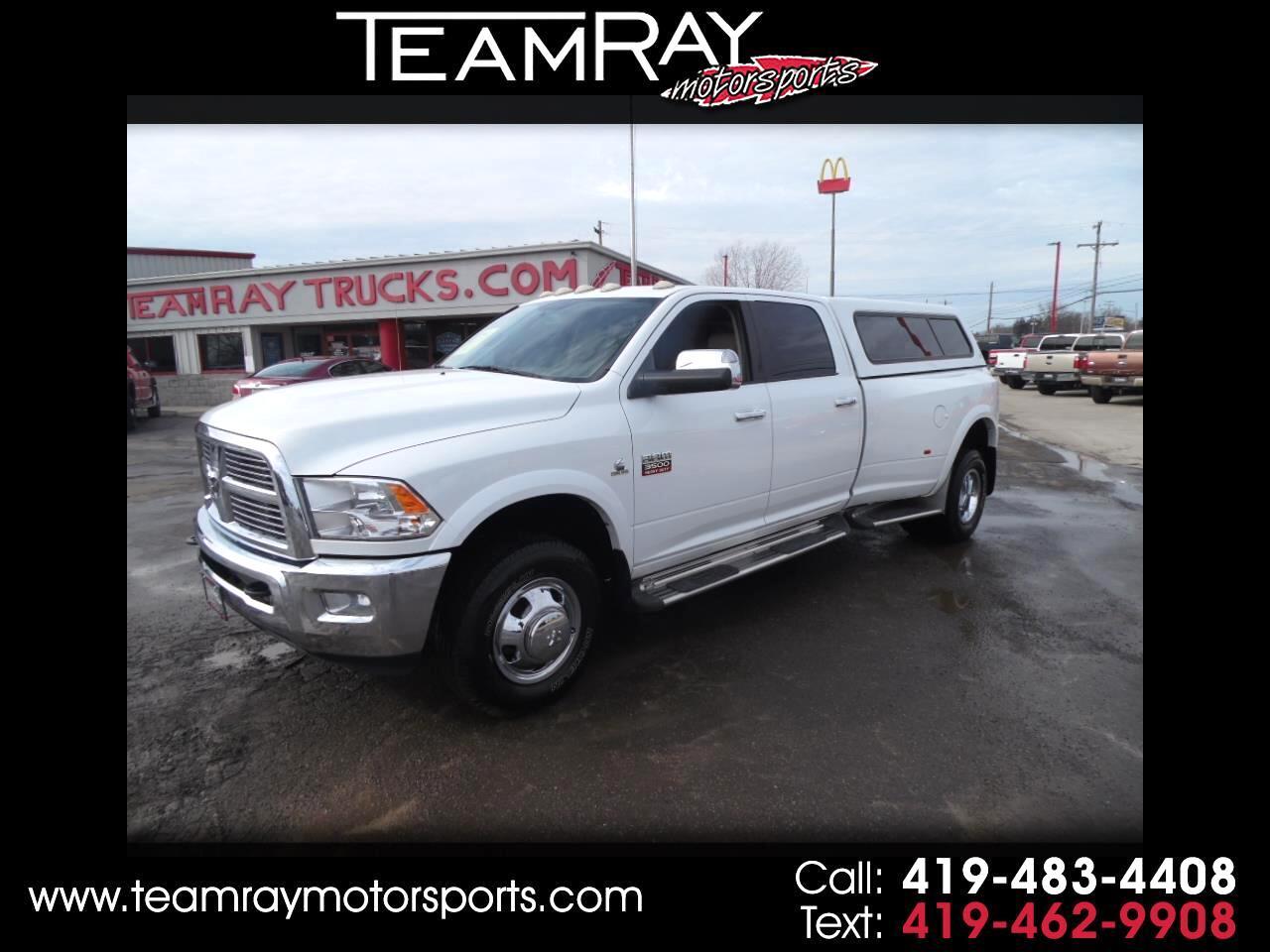 """2010 Dodge Ram 3500 4WD Crew Cab 169"""" Laramie"""