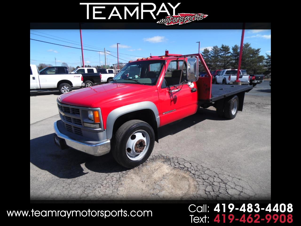 1999 Chevrolet C 3500 HD Reg Cab 159.5