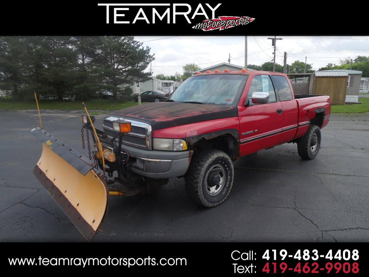 "1997 Dodge Ram 2500 Club Cab 155"" WB HD 4WD"