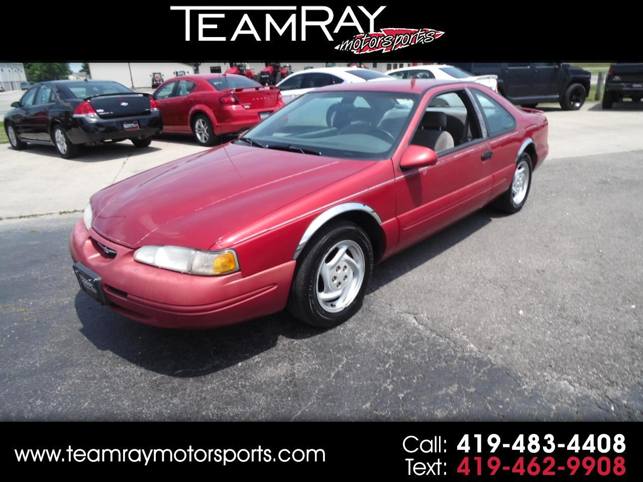 1997 Ford Thunderbird 2dr Cpe LX
