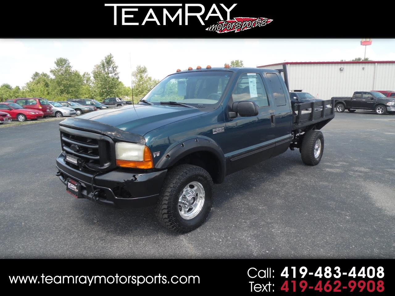 "1999 Ford Super Duty F-250 Supercab 158"" Lariat 4WD"