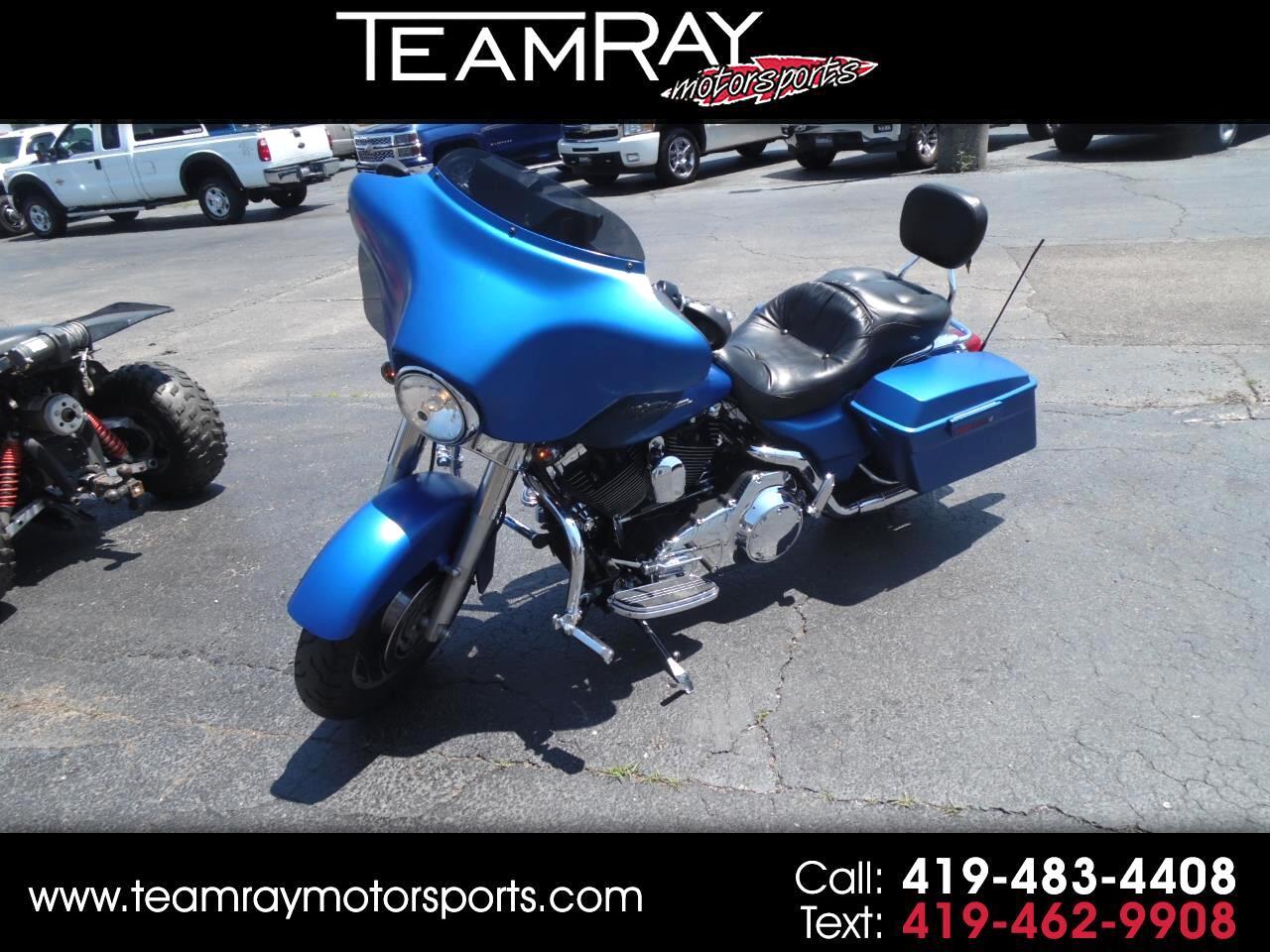 2007 Harley-Davidson FLHX
