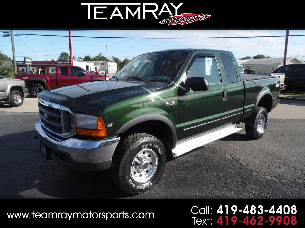 "1999 Ford Super Duty F-250 Supercab 142"" XLT 4WD"