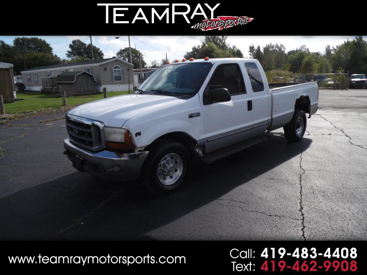 "1999 Ford Super Duty F-350 SRW Supercab 158"" XLT"