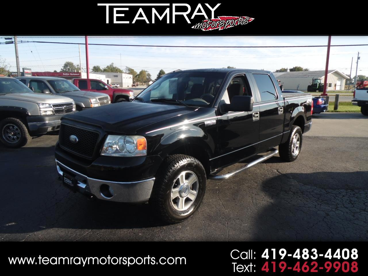 "Ford F-150 SuperCrew 139"" FX4 4WD 2006"