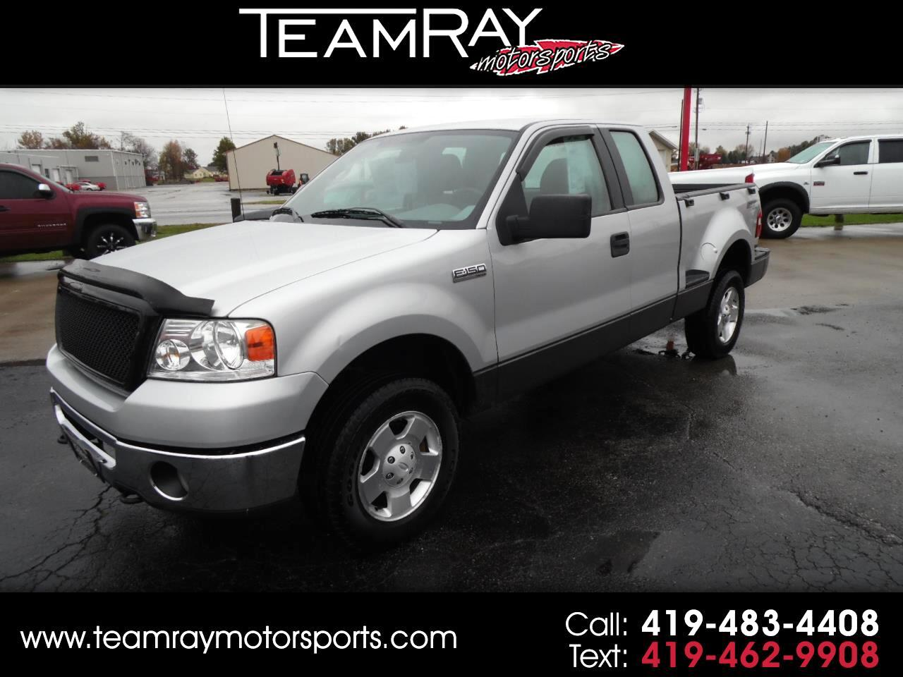 "2006 Ford F-150 Supercab Flareside 145"" XLT 4WD"