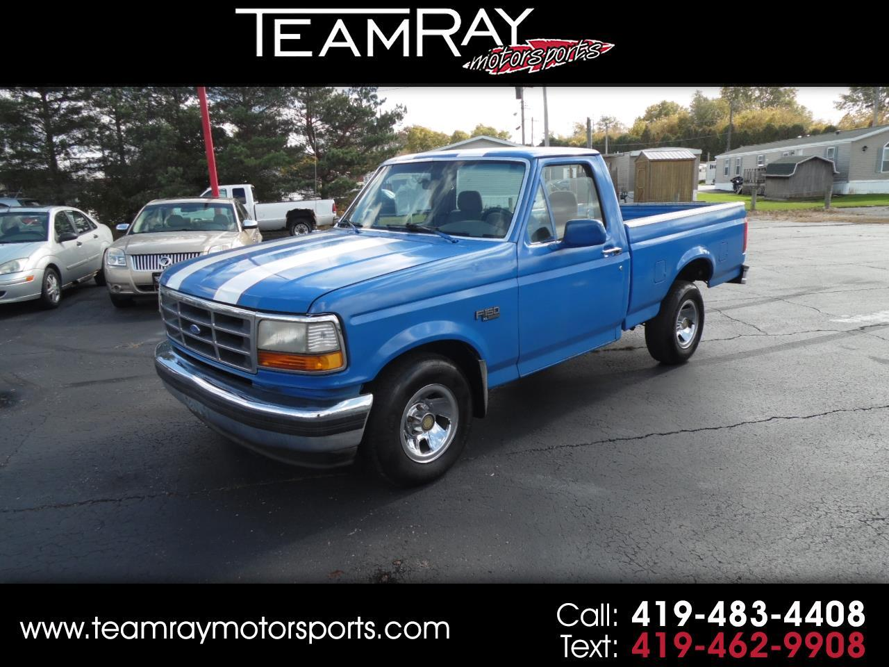 "1994 Ford F-150 117"" WB"