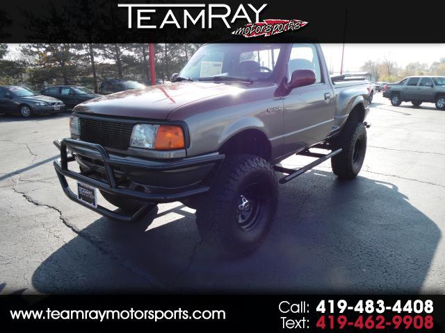 1994 Ford Ranger XL Reg. Cab Short Bed 4WD