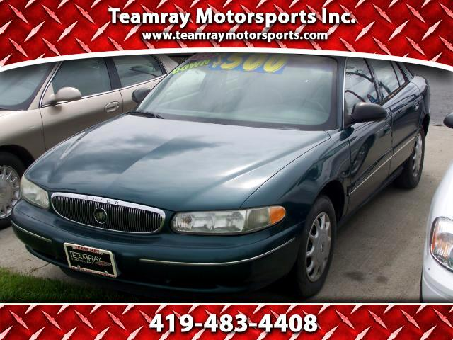 used 1999 buick century sold in bellevue oh 44811 teamray motorsports inc teamray motorsports inc