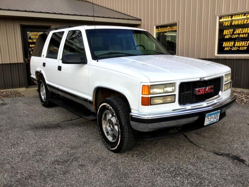GMC Yukon SLE 4WD 1999