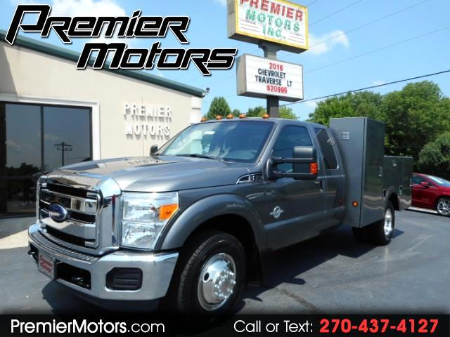 2012 Ford F-350 SD XLT SuperCab Long Bed DRW 2WD