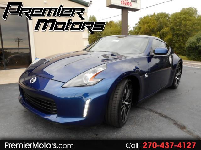 2018 Nissan 370Z Coupe Sport Touring Auto