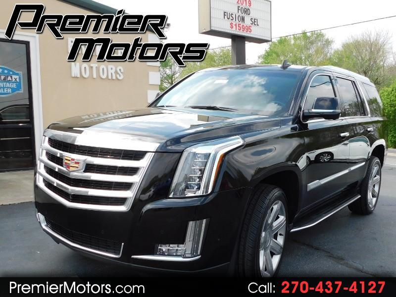 Cadillac Escalade Luxury 2WD 2018