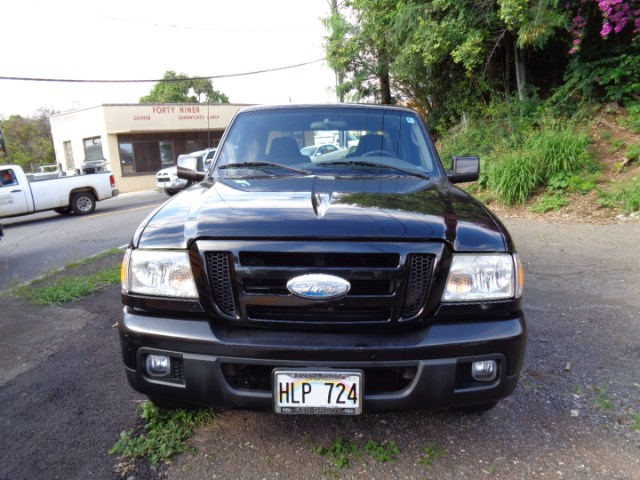 Ford Ranger Sport SuperCab 2WD 2007