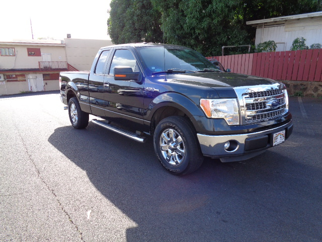Ford F-150 XLT SuperCab 6.5-ft. Bed 2WD 2013