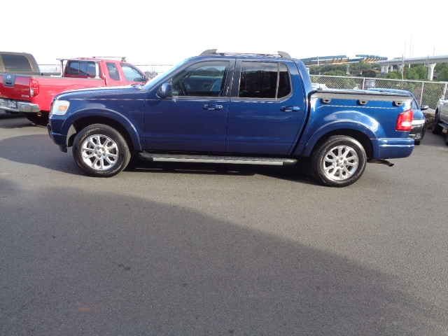 2007 Ford Explorer Sport Trac Limited 4.0L 2WD