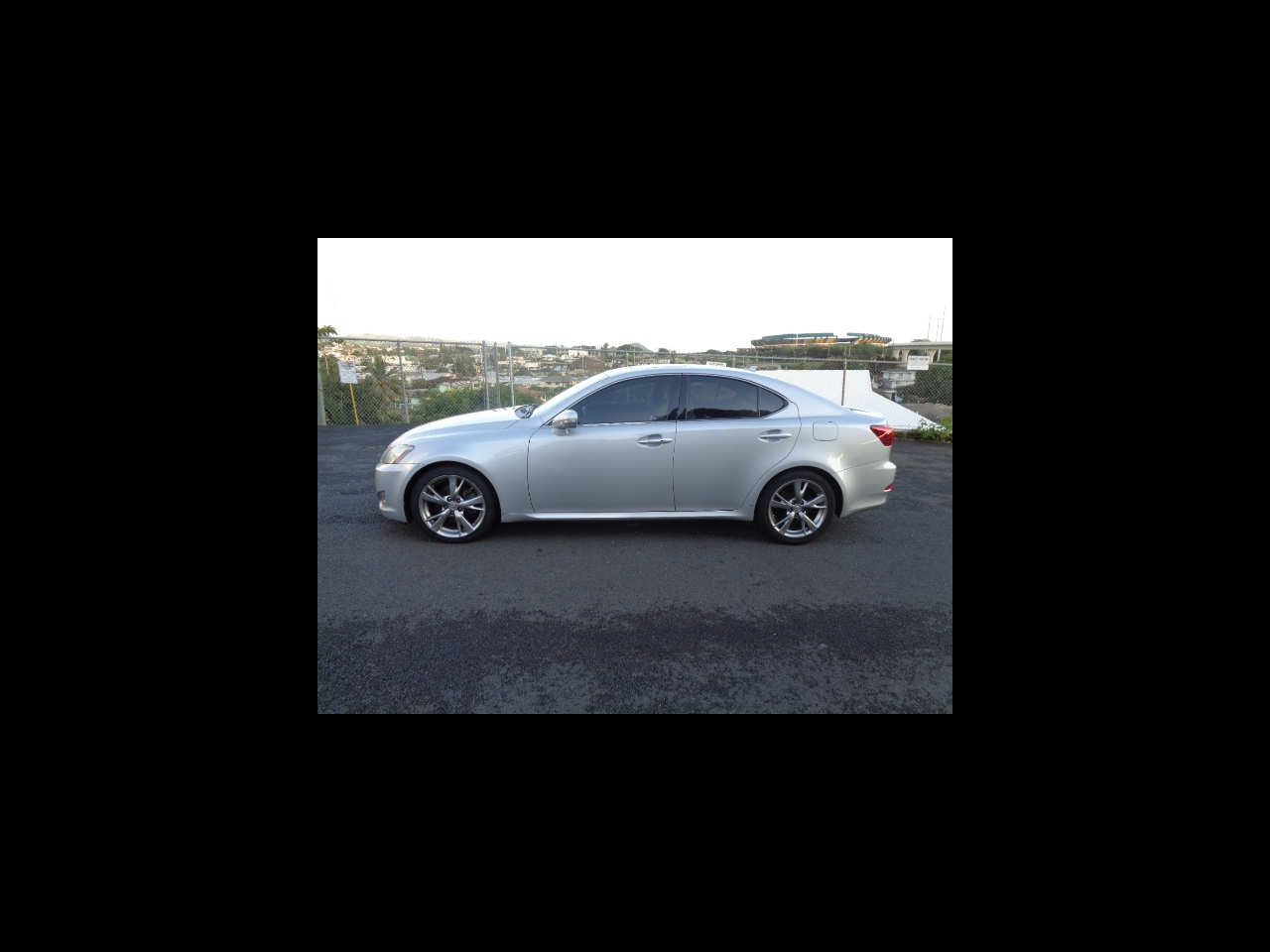 2009 Lexus IS IS 250 6-Speed Manual