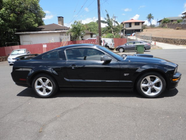 used 2008 ford mustang gt deluxe coupe for sale in aiea hi 96701 island auto exchange. Black Bedroom Furniture Sets. Home Design Ideas