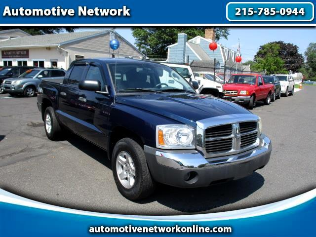 Dodge Dakota SLT Quad Cab 4WD 2005