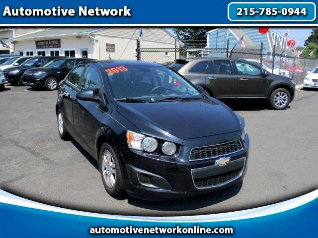 Chevrolet Sonic LT Auto Sedan 2013