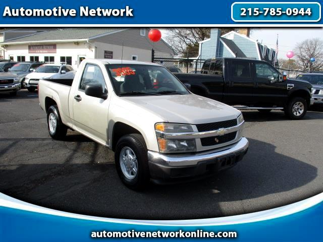 Chevrolet Colorado Z71 2WD 2005