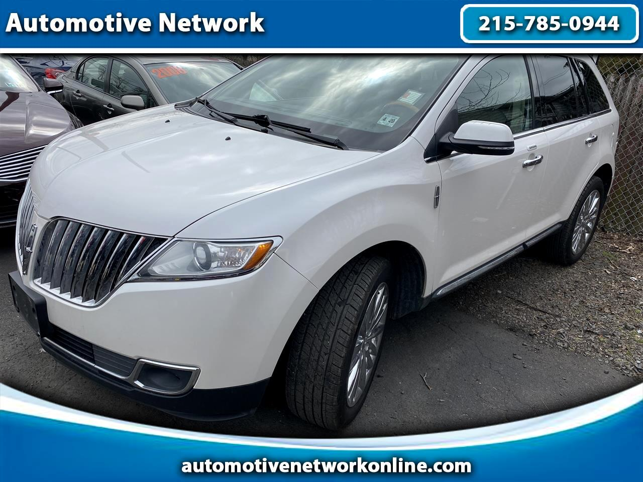 Lincoln MKX AWD 2015