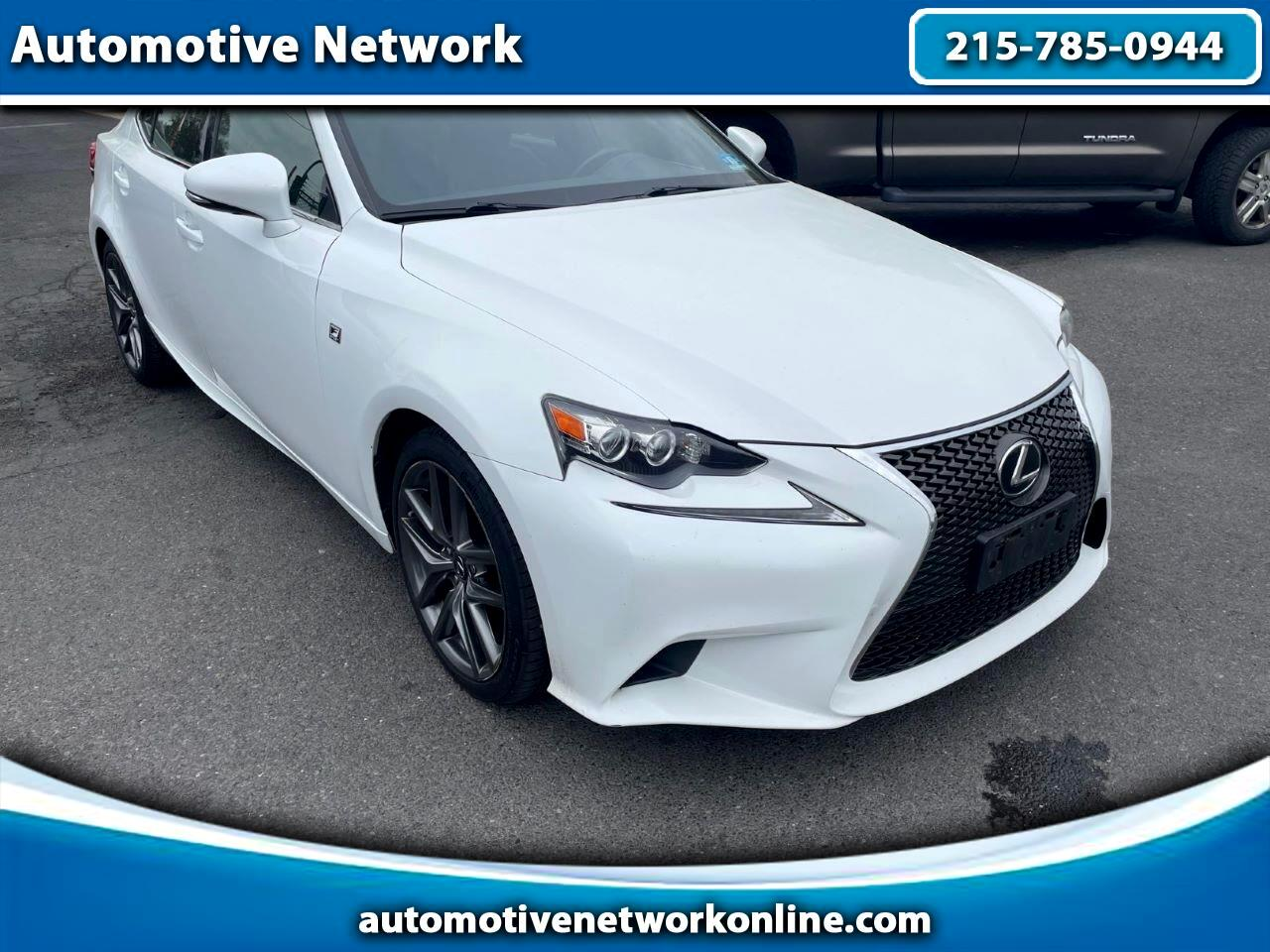Lexus IS 350 IS 350 2014