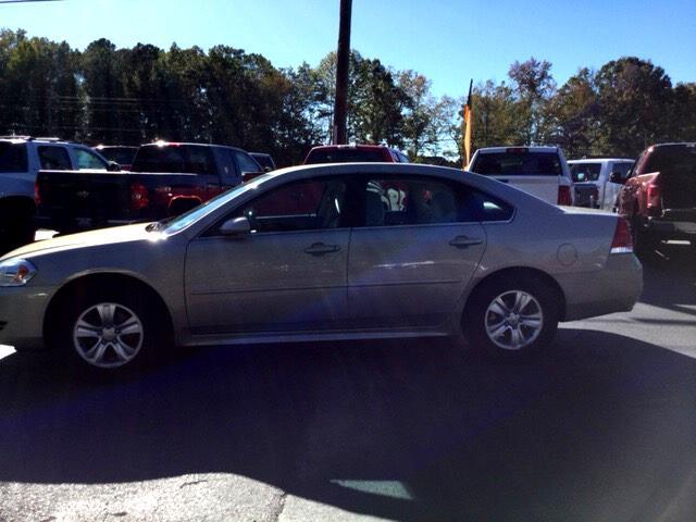 2012 Chevrolet Impala 4dr Sdn LS Fleet