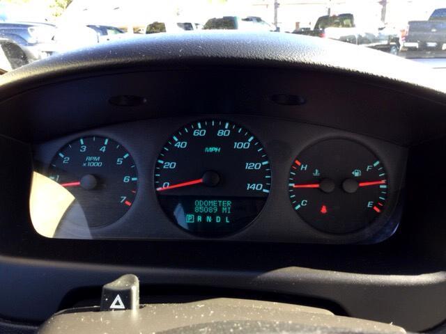Chevrolet Impala 4dr Sdn LS Fleet 2012