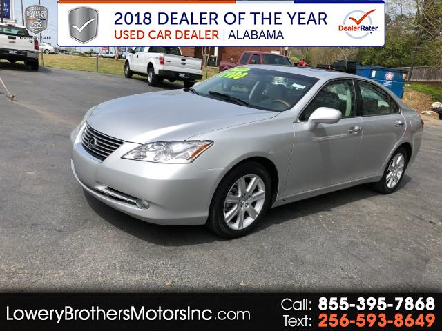 Lexus ES 350 4D Luxury Sedan 2009