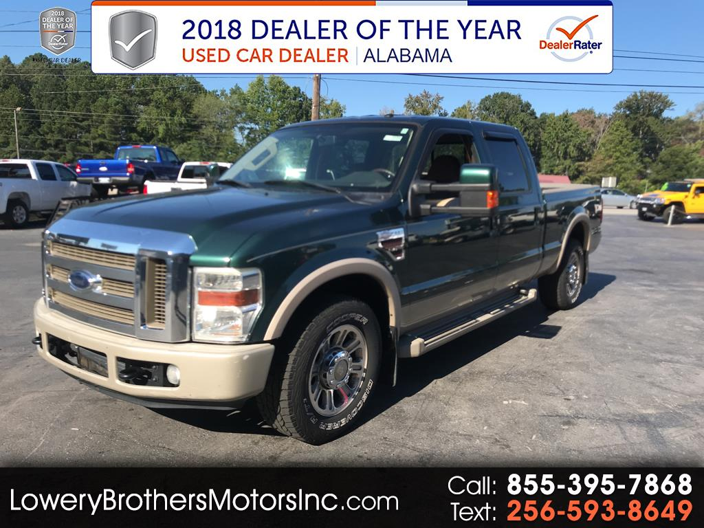 "Ford Super Duty F-250 SRW 2WD Crew Cab 156"" XL 2009"