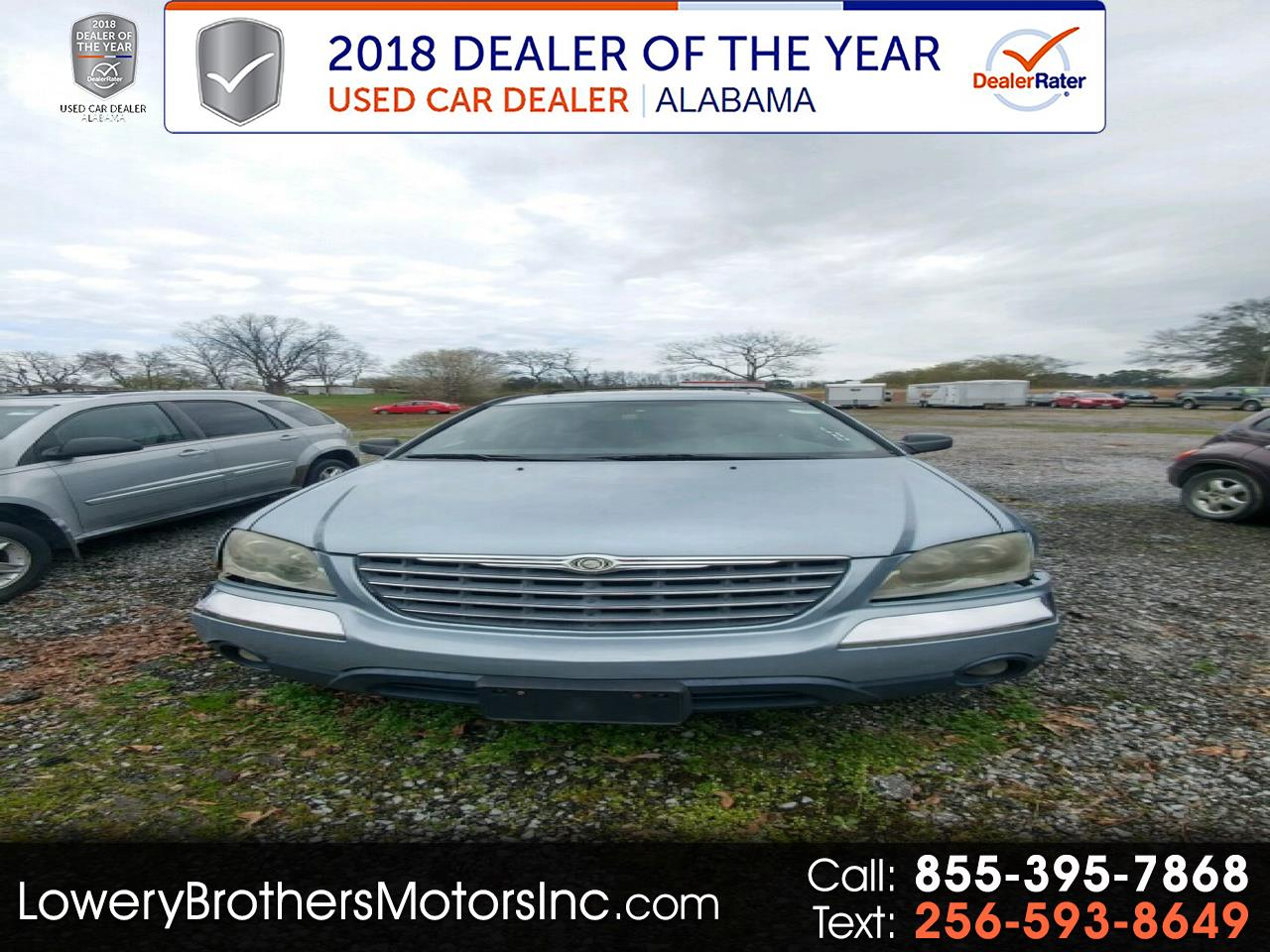 2005 Chrysler Pacifica 4dr Wgn Touring FWD