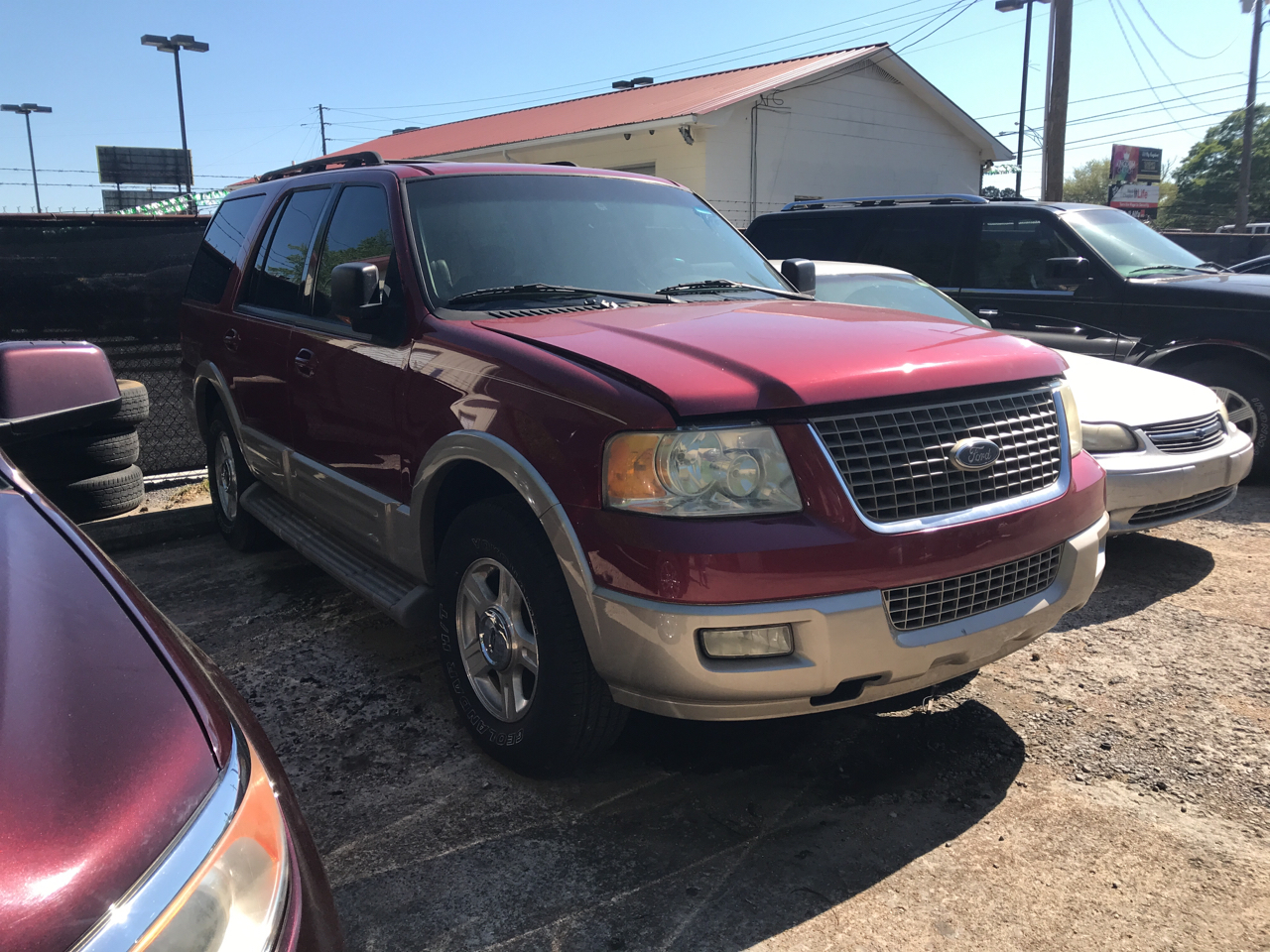 2005 Ford Expedition 5.4L Eddie Bauer