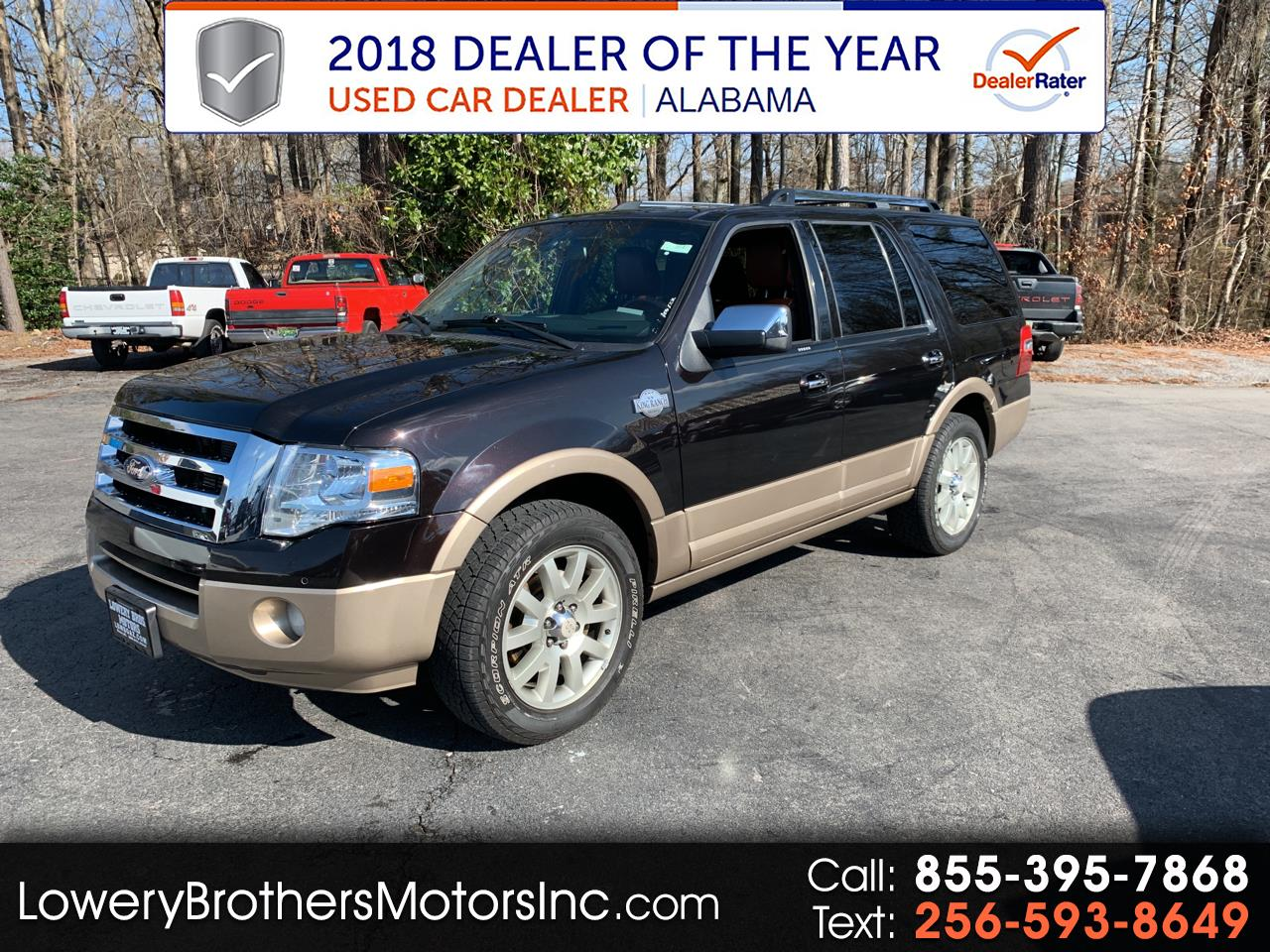 2014 Ford Expedition 2WD 4dr King Ranch
