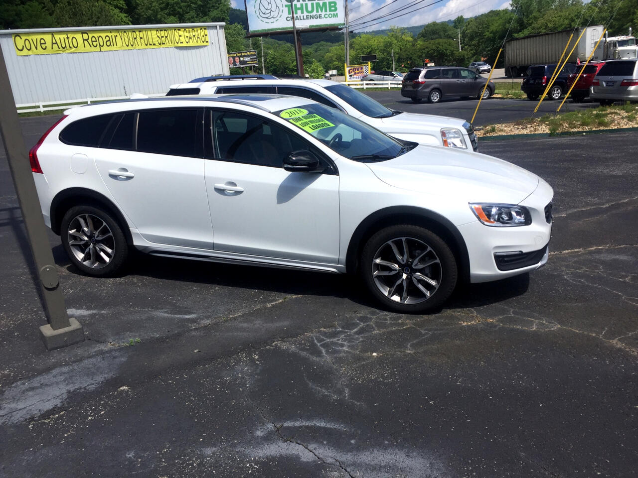 2018 Volvo V60 Cross Country T5 AWD
