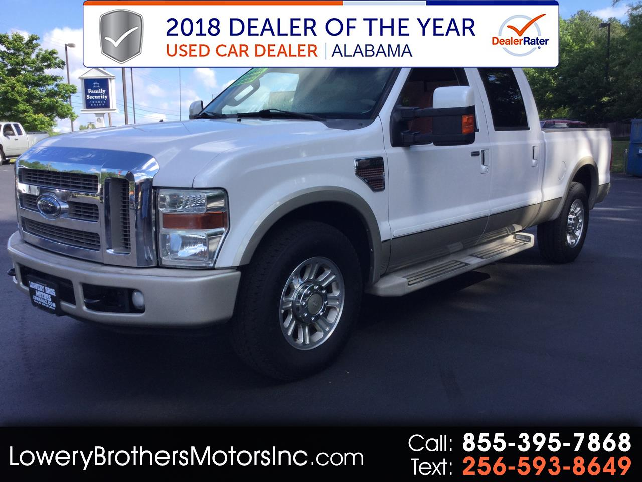 "2010 Ford Super Duty F-250 SRW 2WD Crew Cab 156"" XL"