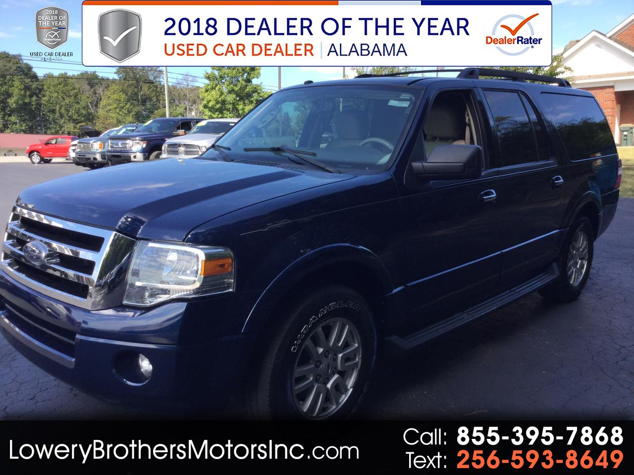 Ford Expedition EL 2WD 4dr XLT 2011