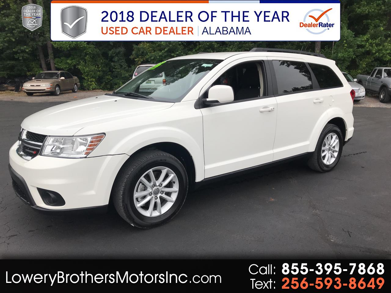 2017 Dodge Journey FWD 4dr SXT