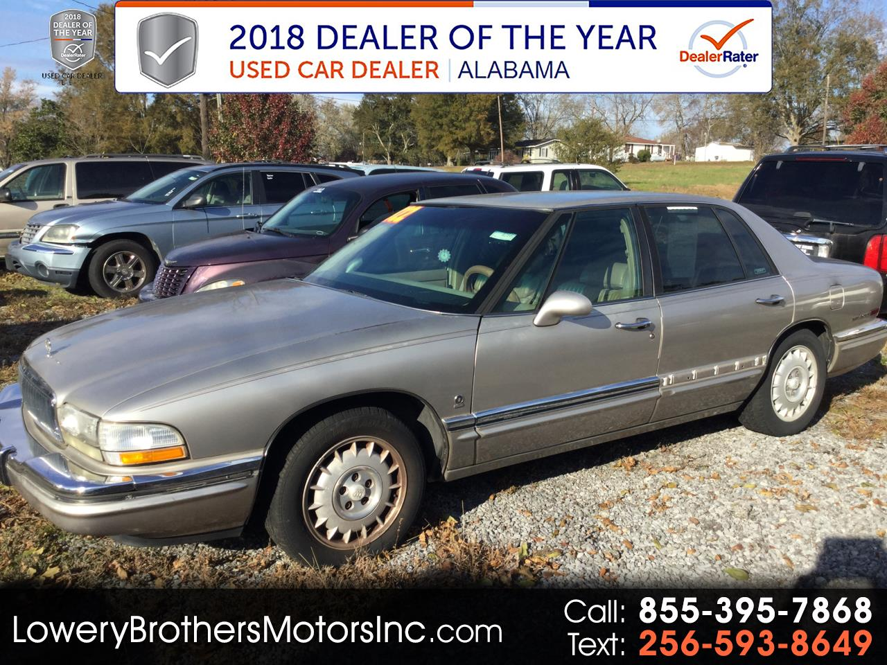Buick Park Avenue 4dr Sdn Ultra 1996