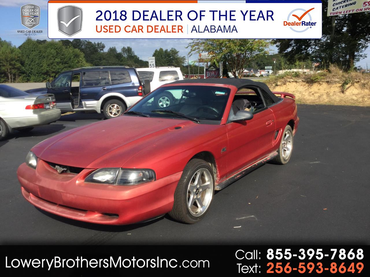 Ford Mustang 2dr Convertible GT 1994