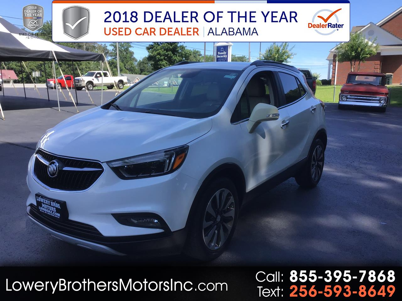 Buick Encore FWD 4dr Essence 2017